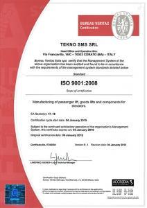 ISO 9001-2008 - ITA-ENG